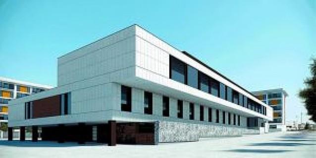 El centro de salud de Buztintxuri costará 6,78 millones de euros