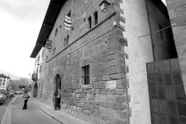 Estatutos del museo de Baztan