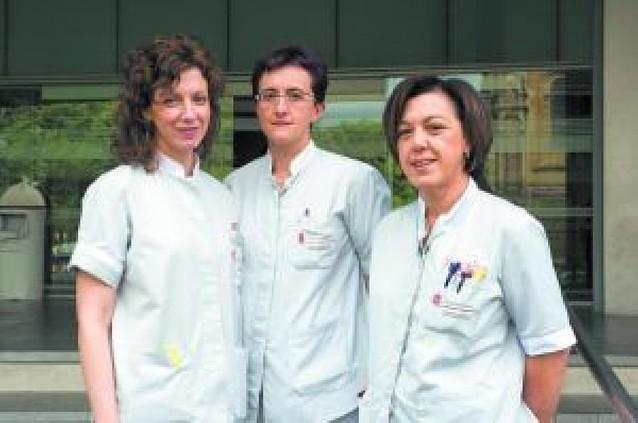 El Congreso Nacional de Enfermería premia un trabajo navarro