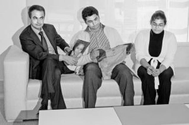 Zapatero promete a los Cortés medidas contra la pederastia