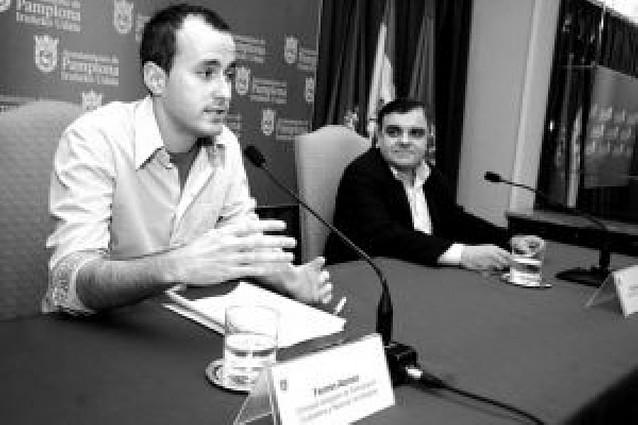 Los vecinos de San Jorge estrenan los presupuestos participativos de Pamplona