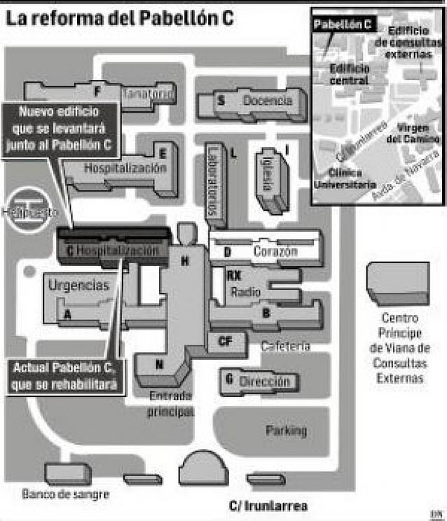La construcción de la nueva UCI del Hospital empezará en 3 meses