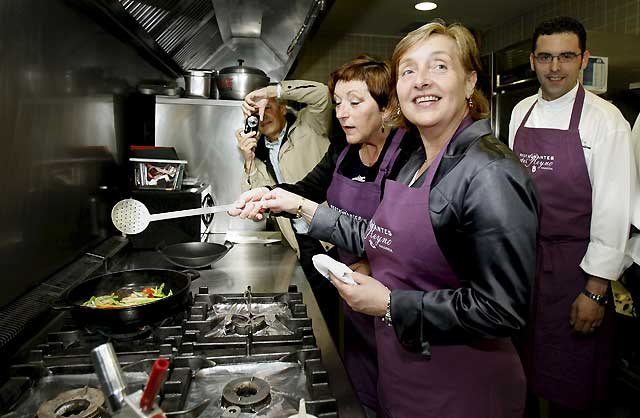"""Los """"Restaurantes del Reyno"""" se comprometen a ofrecer menús para celíacos"""