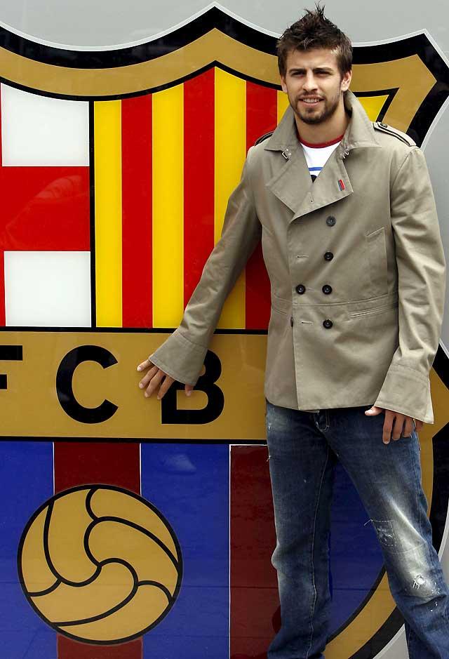 """Gerard Piqué: """"Volver al Barça es un sueño hecho realidad"""""""