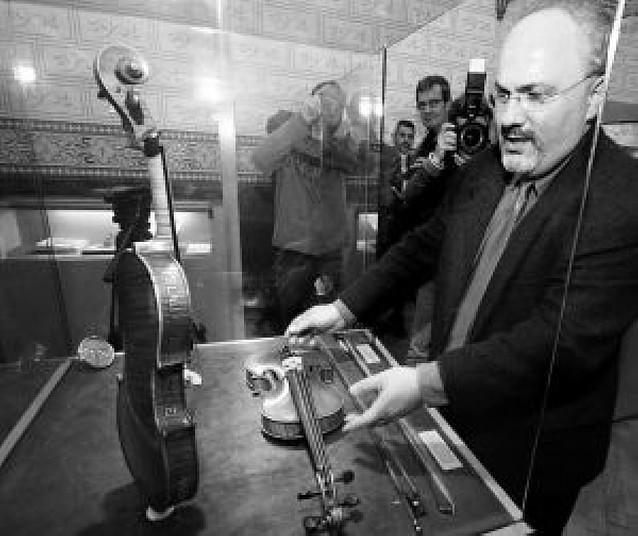 Sarasate y el violín protagonizarán la temporada de la OSN