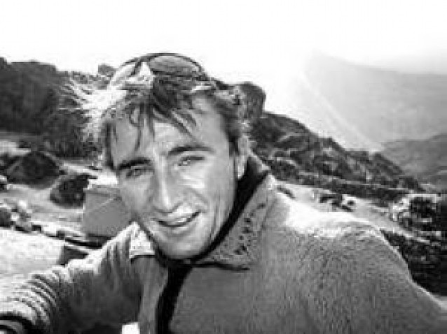 El montañero suizo relata el intento de rescate de Ochoa de Olza