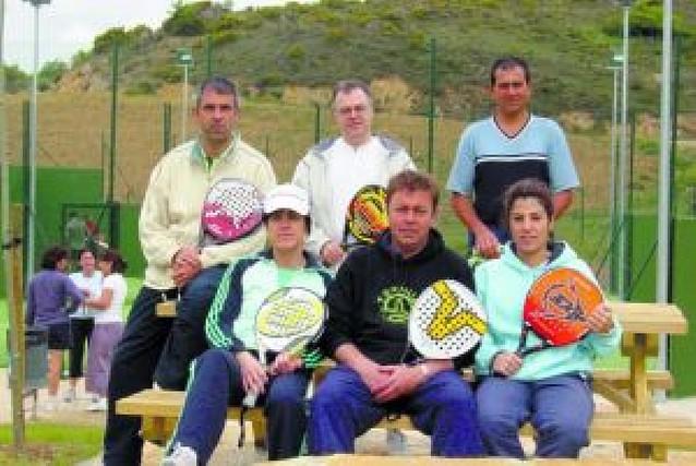 Campeonato por equipos en Ayegui