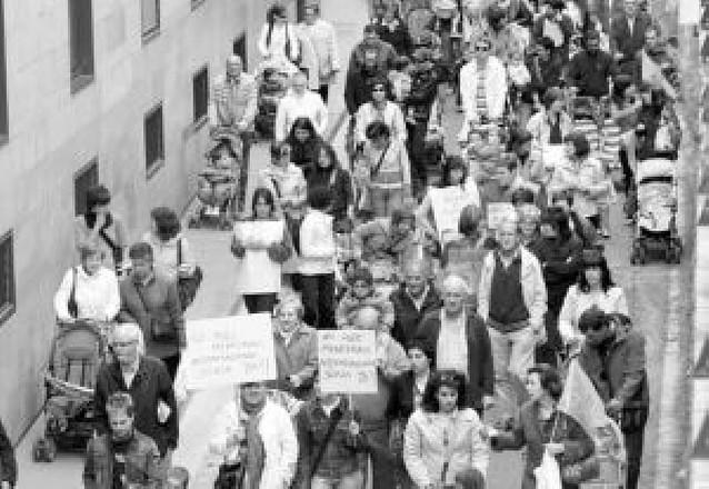 Las educadoras infantiles mantienen la huelga indefinida