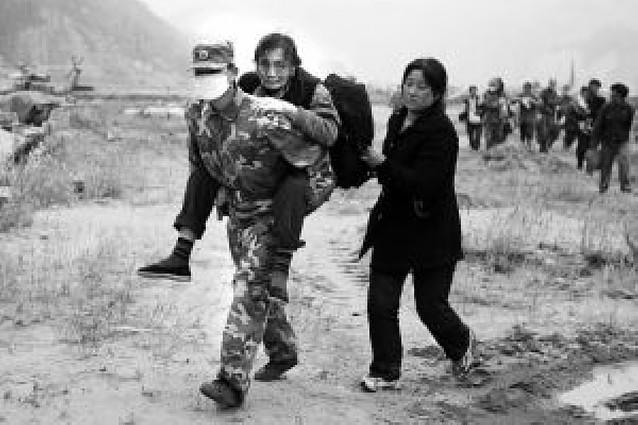 Evacuación de 80.000 personas en Sichuan