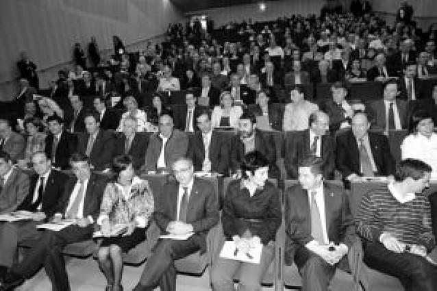 """Presentado en sociedad """"el mayor plan inversor en la historia de Navarra"""""""