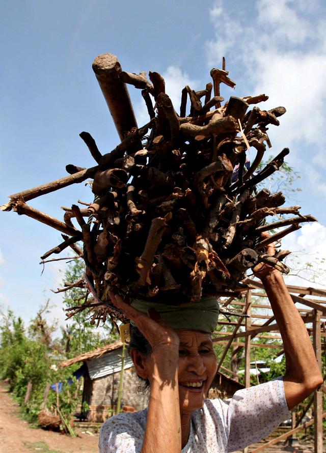 La ONU afirma que los fondos de ayuda en Birmania han aumentado un 60%