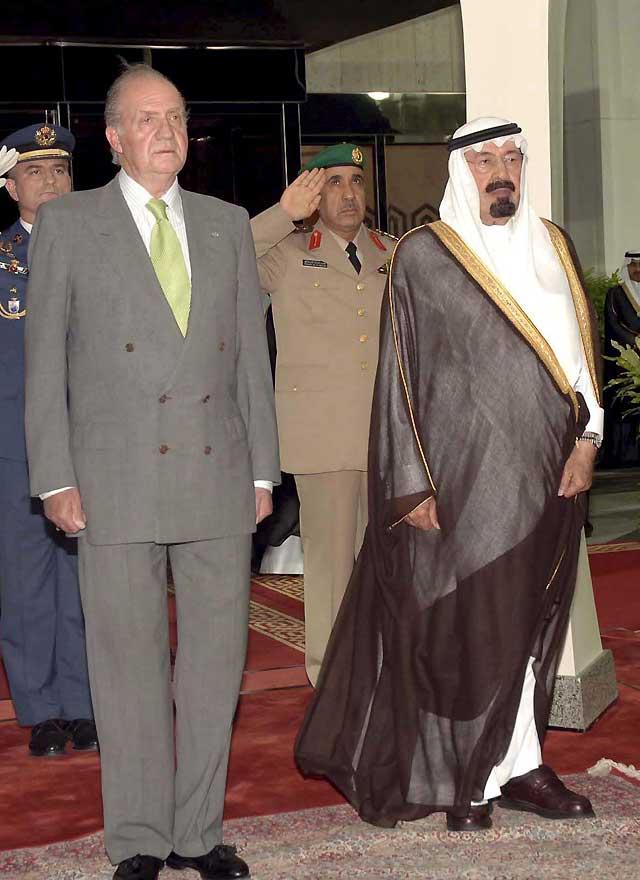 España y Arabia refuerzan sus lazos en la lucha contra el terrorismo
