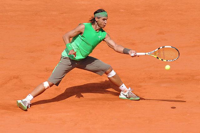 Fácil debut de Nadal en Roland Garros con una clara victoria contra el brasileño Bellucci