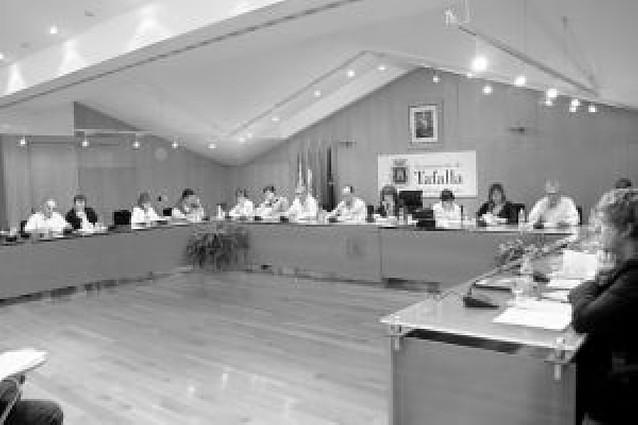 Tafalla pide que sus grandes obras se recojan en los Presupuestos de Navarra