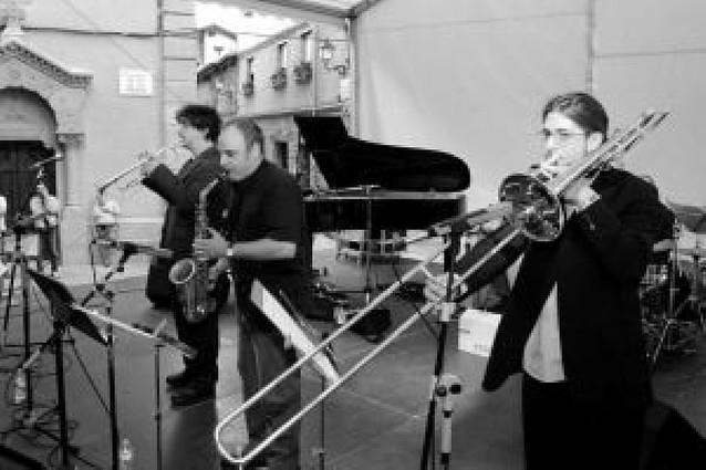 Regresan los acordes del mejor jazz a la plaza San José