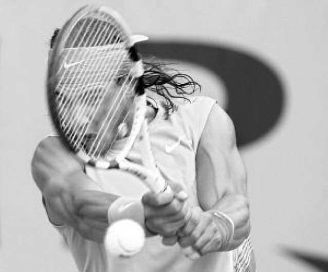 Rafa Nadal avanza sin problemas y caen Feliciano y Ferrero