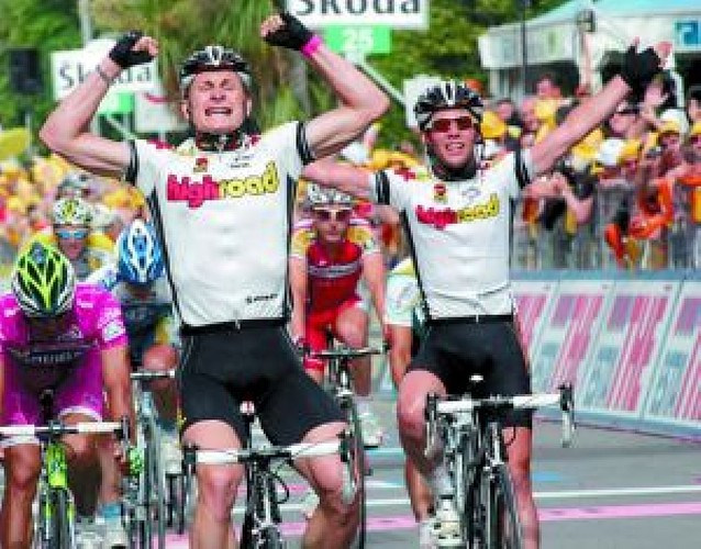 Paseo hasta Suiza para Contador