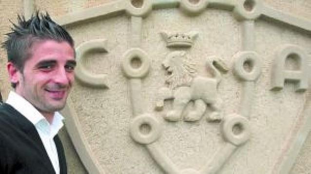 """Portillo: """"Me veo en Osasuna muchos años"""""""