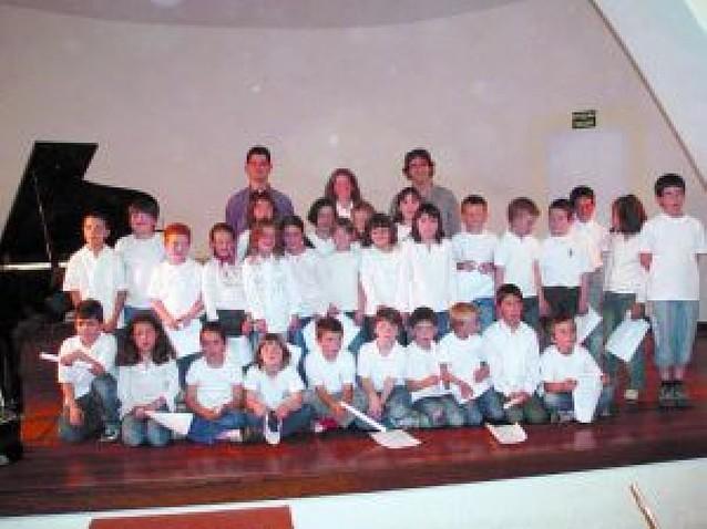 Un musical para atraer escolares