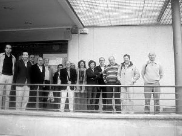 Teder muestra a visitantes andaluces iniciativas en la zona