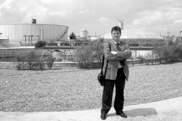 Nilsa revisará todo el sistema de redes de agua de San Adrián