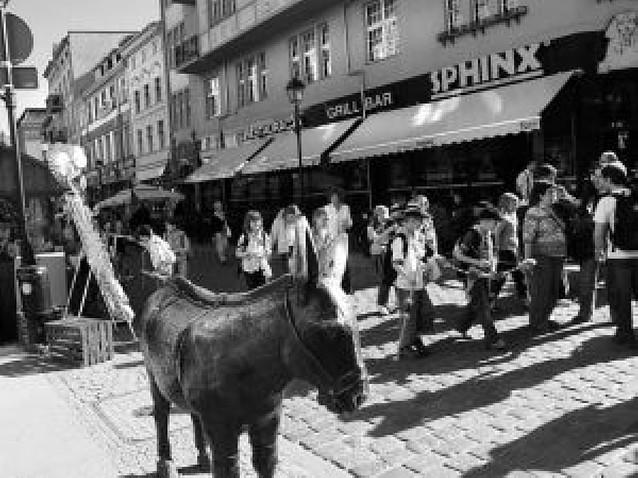Torun, ciudad de leyendas