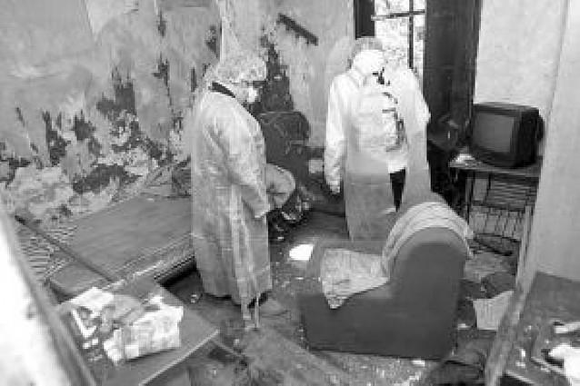 """El jurado visita el lugar donde ocurrió el """"crimen de Descalzos"""""""