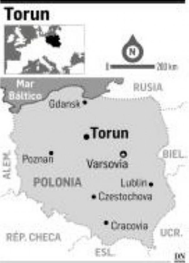 Torun-Pamplona, una relación por conocer