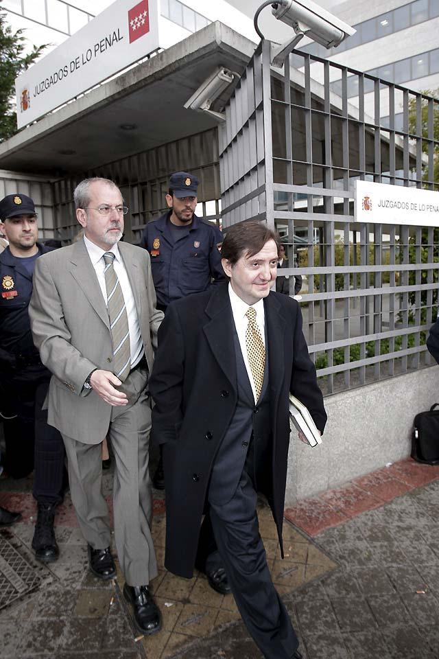 El PP evita dar la razón a Jiménez Losantos en el juicio por injurias a Ruiz Gallardón