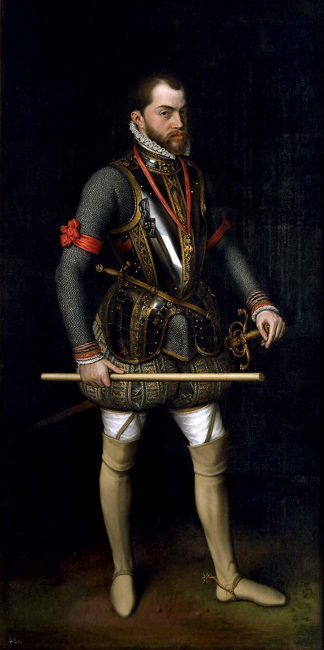 Felipe II llega a la National Gallery para una exposición sobre el retrato