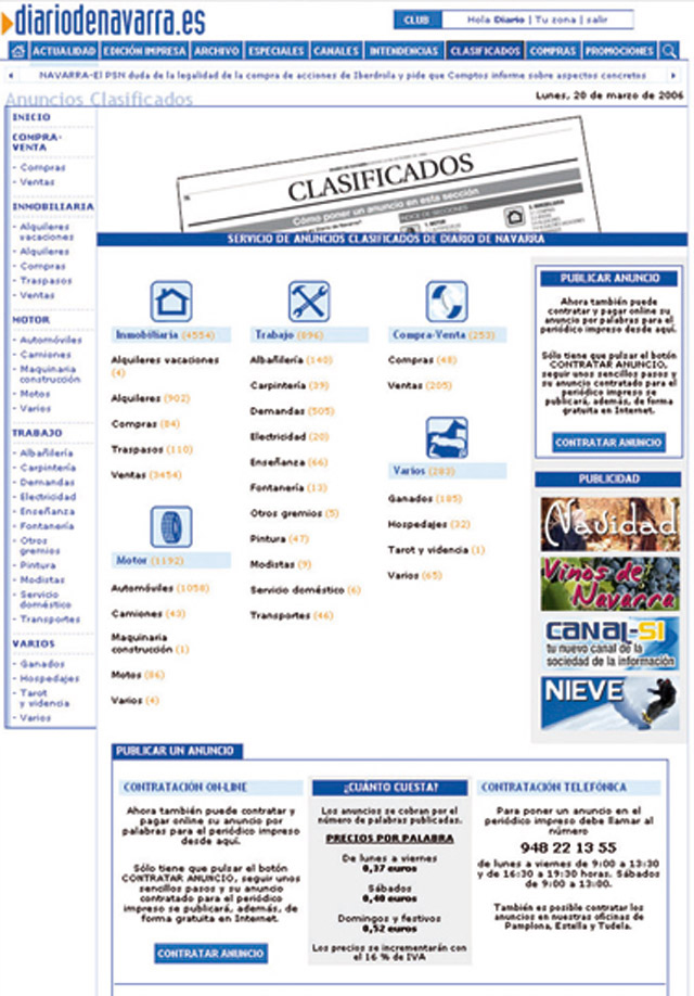 Diariodenavarra.es cumple 10 años