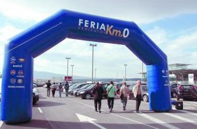 150 vehículos en la 3ª Feria de Vehículos Kilómetro Cero