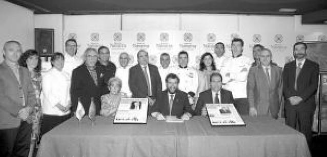 Restaurantes del Reyno se presenta en Barcelona con un homenaje