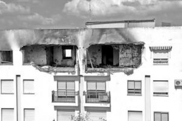 Un muerto y cinco heridos leves tras una explosión de gas en Pozoblanco