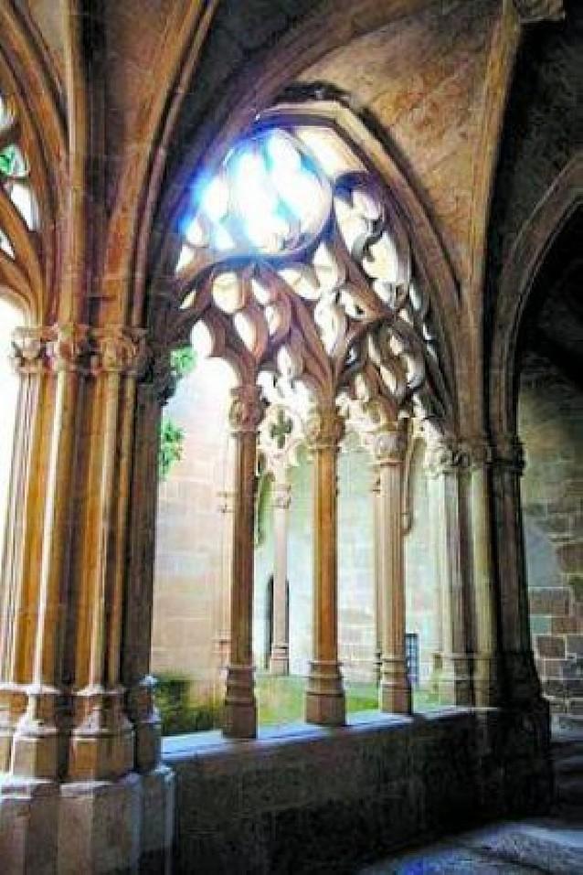 Monasterios como maravillas