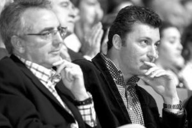 Miguel Sanz pedirá el acta de diputado de Cervera si no acata la decisión de UPN