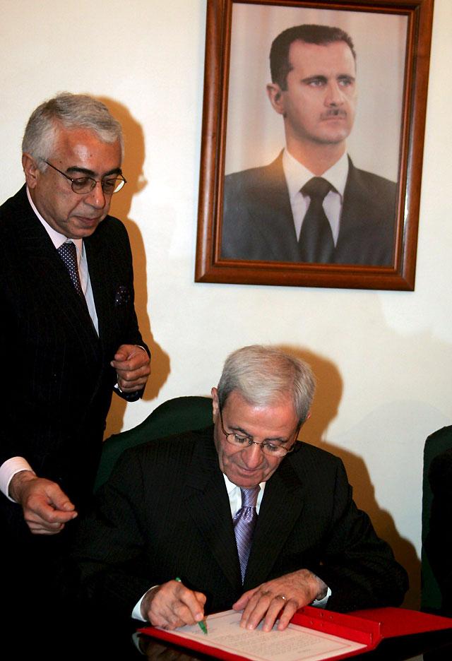 Siria y el Líbano establecen formalmente relaciones diplomáticas