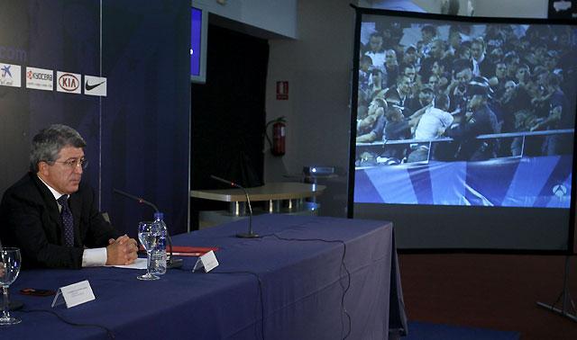 """Cerezo: """"La sanción llega por un recurso presentado únicamente por el Olympique fuera de plazo"""""""