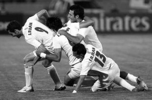 Neko vuelve a marcar en Irán