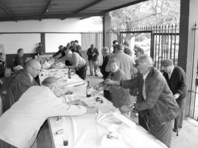La asociación taurina de Mendavia dijo adiós a la temporada
