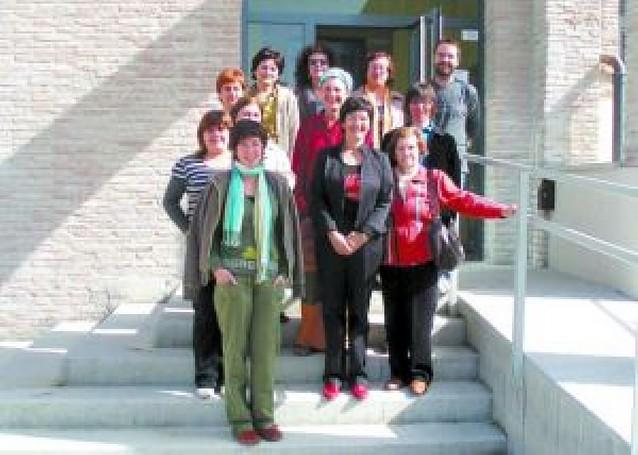 El Día Mundial de la Mujer Rural se celebró ayer en Lumbier