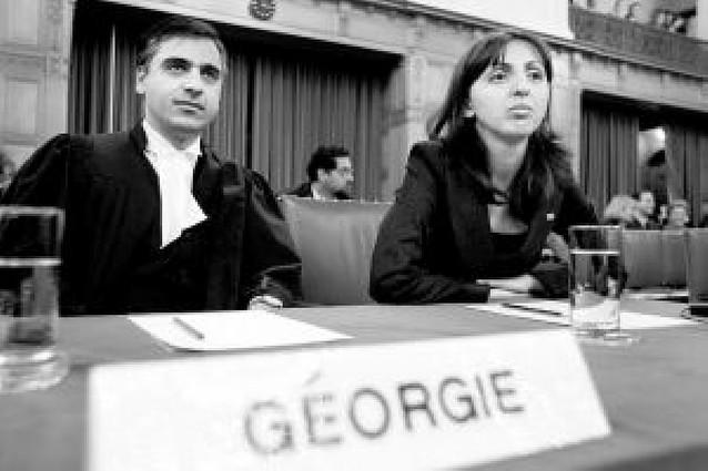 La Corte de La Haya exige a Georgia y Rusia que pongan fin a la discriminación racial