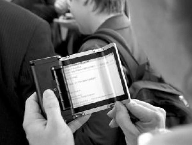 El libro digital se convierte en la estrella de la Feria de Fráncfort
