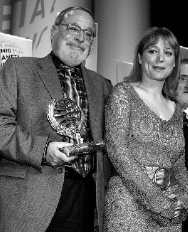 """Fernando Savater, premio Planeta por su novela """"La hermandad de la buena suerte"""""""