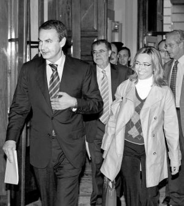 La ministra de Defensa propone que el convenio del polígono de Bardenas sea para 30 años