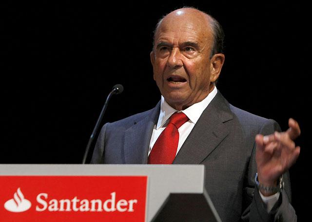 """Botín achaca la crisis financiera a los """"excesos de la banca en los últimos años"""""""
