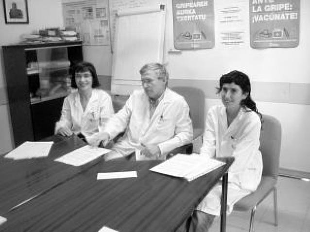 El centro de salud de Estella administra 900 vacunas en 4 días