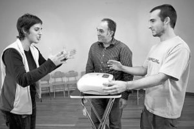 Los empresarios recurren al teatro para enseñar comunicación a sus directivos