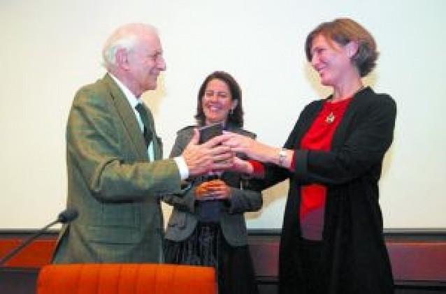 La ONG Somos Uno recibe el premio Solidariun