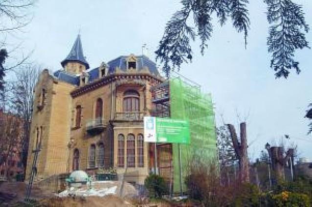 Castillos y palacios presentados